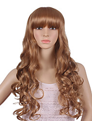 Feature Material Wigs for Women Long Style Shown Color Costume Wigs Cosplay Wigs b-1