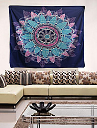 Mandala Printed Tapestries Decorative Indian Wall Carpet Tapesty