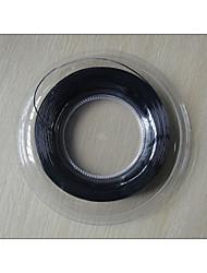 Raquette de raquette de tennis blast 18 black 200m bobine tennis gut top seller souffle raquette de tennis sans étiquette