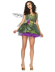 Cosplay Costumes Cosplay Festival/Holiday Halloween Costumes Others Dress Wings Halloween Female Spandex Terylene