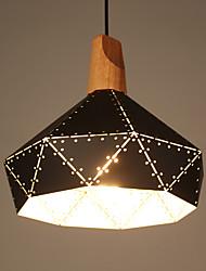 Lampe suspendue ,  Contemporain Peintures Fonctionnalité for Style mini MétalSalle de séjour Bureau/Bureau de maison Entrée Salle de jeux