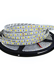 40W W Strisce luminose LED flessibili 4000 lm DC12 5 m 300 leds Rosso Giallo Blu Verde