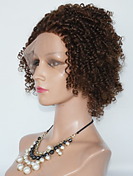 Malaysian Hair Loose Wave Lace Front  Wigs Synthetic  Lace Front  Wigs For  Women