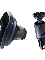 Casque bluetooth 4.0 avec chargeur de voiture
