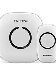 FORRINX Wireless Home Doorbell Long Distance Waterproof Doorbell Old Man Pager A Drag One