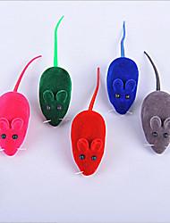 Игрушка для котов Игрушка для собак Игрушки для животных Игрушки с писком Скрип Силикон