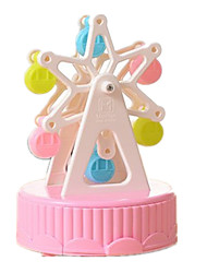 Music Box Circular Holiday Supplies Plastic Unisex