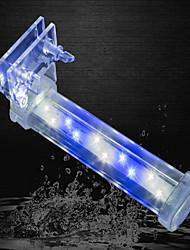 Aquarium Aquarium Decoration LED Lighting Change With Switch(es) Noiseless Non-toxic & Tasteless Artificial Adjustable LED Lamp 110V