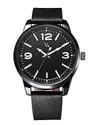The New Trend Of The New Trend Of The New Trend Is The Men's Watch With The Simple Scale And The Waterproof Quartz Belt Watch