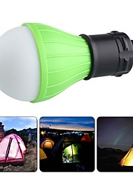 Lanterns & Tent Lights LED Light Bulbs LED 60 Lumens 3 Mode Random Color