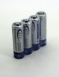 Bty 3000 1.2v rechargeable