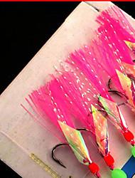 """1 pc Esche morbide Esca Gamberi / Gamberetto g/Oncia,40 mm/1-5/8"""" pollice,Plastica morbida Pesca di mare"""