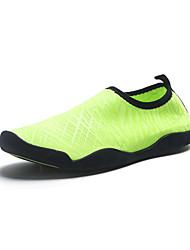 Unisexe Chaussures d'Athlétisme Semelles Légères Néoprène Printemps Eté Extérieure Sport Chaussures d'Eau Talon PlatFuchsia Vert Bleu
