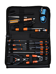 SHEFFIELD Telecommunication Maintenance 15 Pieces S033004 Household Tools Sets