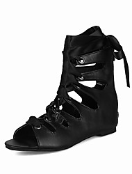 Women's Sandals Gladiator Ankle Strap Lace-up Boots