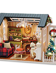 Dollhouse Novelty & Gag Toys House Wood