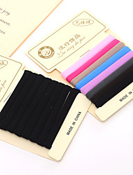 Card Towel Hair Circle South Korea Fashion Trend of the New Hair Rope 8 / Card 10 Card