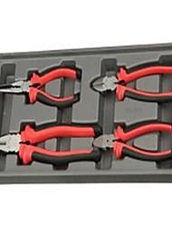 Jetech Jieke Hardware Tools Auto Mechanic Tool Car Set 4 Sets RP-4C German Quality Pliers