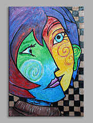IARTS Hand-Painted Famous Painting By Picasso One Panel Canvas Oil Painting For Home Decoration