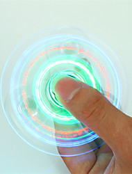 Fidget Spinner Hand Spinner Toys LED Spinner Toys ABS Plastic EDCStress and Anxiety Relief Office Desk Toys for Killing Time Focus Toy