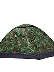 3-4 Pessoas Tenda Único Um Quarto Barraca de acampamentoCampismo Viajar