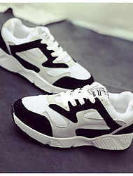 Women's Sneakers Spring Comfort Fabric Tulle Casual