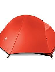 1 человек Двойная Однокомнатная ПалаткаПоходы Путешествия-