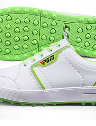 Casual Shoes Golf Shoes Men's Anti-Slip Anti-Shake/Damping Wearproof Breathable Outdoor Low-Top Rubber Leisure Sports