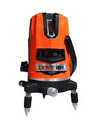 Deke® 3 linha laser de marcação a laser infravermelho 650nm que nivela a linha laser