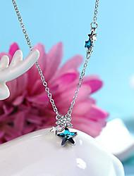 Женщин подвеска ожерелья ювелирные изделия кристалл сплава уникальный дизайн euramerican моды ювелирные изделия 147 вечеринка другой вечер