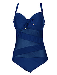 Women's Protective Reduces Chafing Stretch Low-friction smooth Lightweight Materials Comfortable Chinlon Diving Suit Swimwear-Swimming