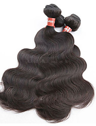 100% original brazilian virgin hair body wave 4bundles 400g lot unprocessed virgin human hair material natural hair color best quality last long time