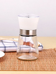 Black Pepper Grinder Manual Grinder Ceramic Core Pepper Seasoning Tank Mixing Powder Bottle