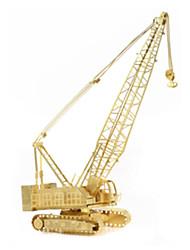 Puzzle Puzzle 3D Costruzioni Giocattoli fai da te Macchina Acciaio Modellino e gioco di costruzione