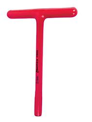 Sheffield s150035 chave de soquete de tipo t isolada mão monocromática em forma de t com uma chave de soquete / 1
