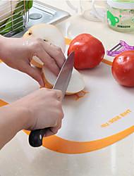 1 Stück Schneidebrett For Kuchen Obstkuchen Für Fleisch Für Kochutensilien Für Fisch HarzUmweltfreundlich Backen-Werkzeug Kreative Küche