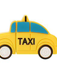 Hot New Cartoon Taxi USB2.0 64GB Flash Drive U Disk Memory Stick
