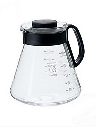 HARIO Japan Imported Heat-resistant Glass Hand-washed Coffee Pot