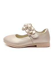 Girls' Sandals Party Casual  Summer Fall Party Athletic Casual Walking Flower Platform Blushing Pink White Gold Under 1in