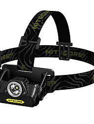 Nitecore HA20 LED Flashlights/Torch Headlamps LED 300 Lumens 2 Mode XP-G2 LED Batteries not included Impact Resistant Waterproof Compact