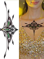 Tatuaggi adesivi Altro Non Toxic WaterproofDa donna Tatuaggio temporaneo Tatuaggi temporanei