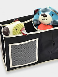 Black Oxford Cloth Sofa Storage Bag Cloth Bedside Storage
