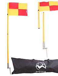Futebol Vara para Treino de Agilidade para Futebol 1 Pças. Materiais Leves Durável Plástico