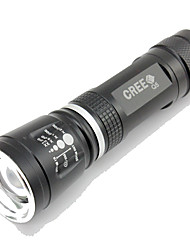 LED Flashlights/Torch LED 180 Lumens 3 Mode 18650 Lights