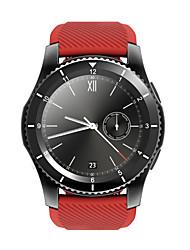 Relógio InteligenteImpermeável Pedômetros Controle de Mídia Tora de Exercicio Esportivo Distancia de Rastreamento Anti-lost Controle APP