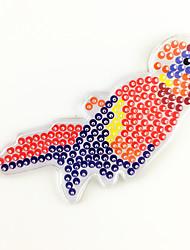 Sets zum Selbermachen Bildungsspielsachen Holzpuzzle Kunst & Malspielzeug Vogel 6 Jahre alt und höher