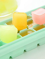 1 Piece Mold For Ice Silicone DIY((36 Boxes)