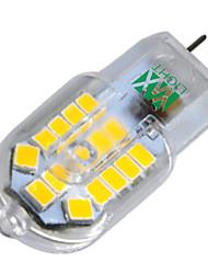 3W Luminárias de LED  Duplo-Pin T 30 SMD 2835 200-300 lm Branco Quente Branco Frio Branco Natural V 1 pç