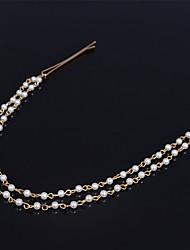 Bandeaux (Imitation de perle) Mariage/Soirée/Quotidien/Décontracté