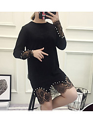 Top Length Sweaters Type Occasion Style GenderPattern Sleeve Length Neckline Fabric Season Thickness Elasticity